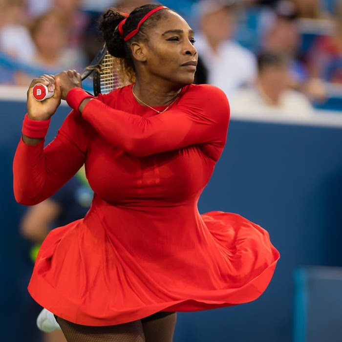 250+ Sporting Photos of Serena Williams-Watch out her Victorious Pics