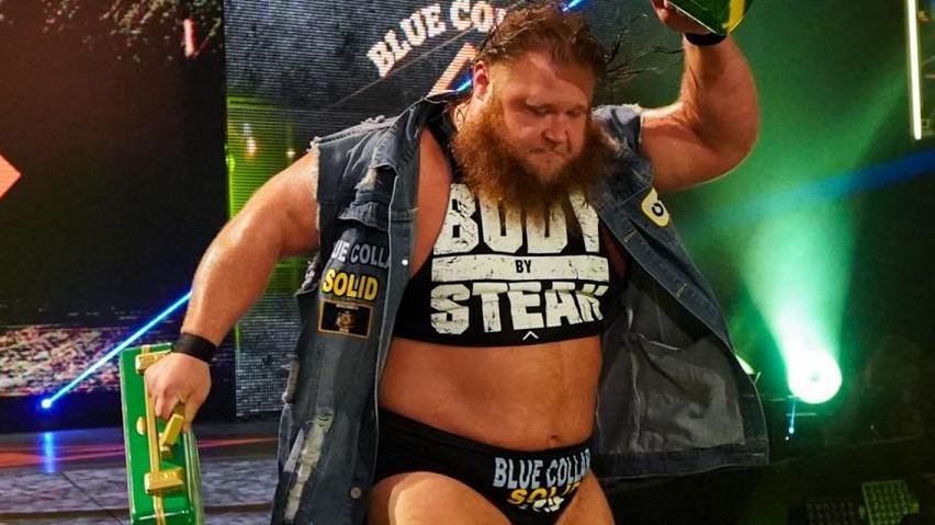 Otis on WWE SmackDown