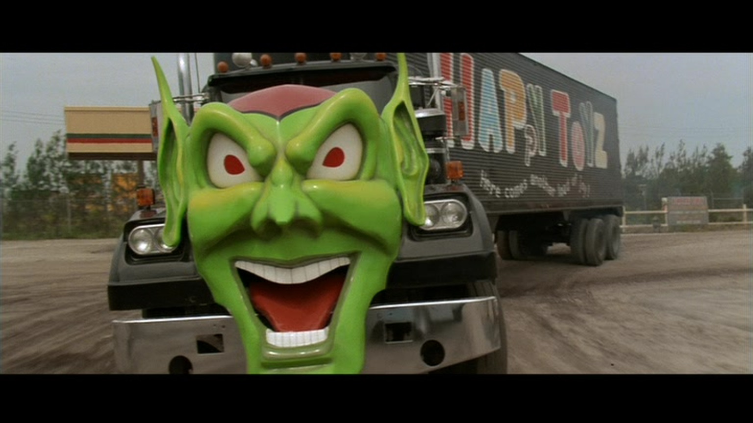 Happyotter Maximum Overdrive 1986