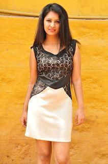 Actress Nikita Bisht Vajralukavaala Nayana Movie Opening  0053.JPG