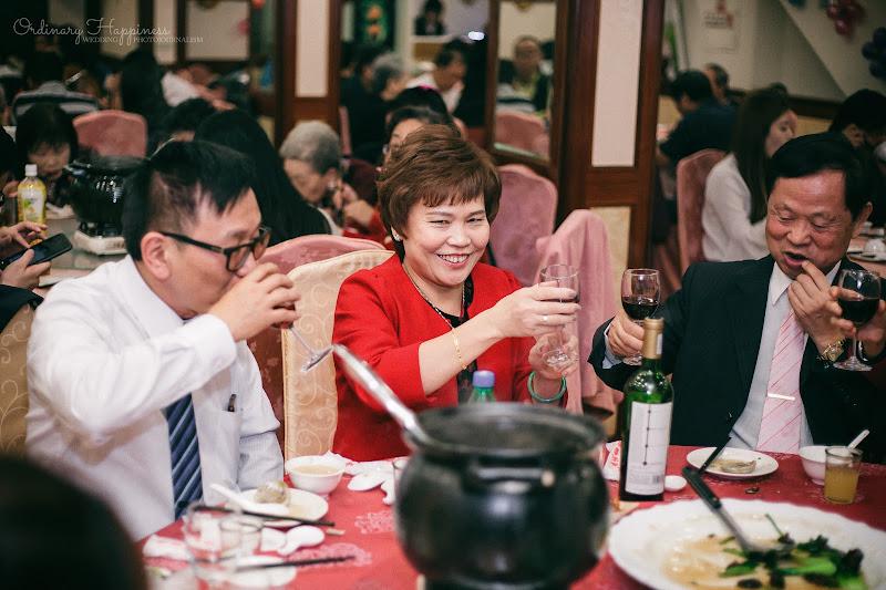 平凡幸福婚禮攝影,婚攝作品:喜宴主婚人