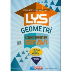 Evrensel LYS Geometri 20 li Deneme