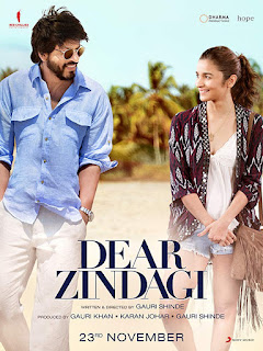 Download Dear Zindagi (2016) Hindi Full Movie HDRip 1080p | 720p | 480p | 300Mb | 700Mb