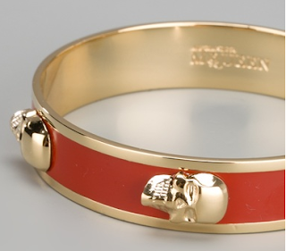 alexander mcqueen bangle