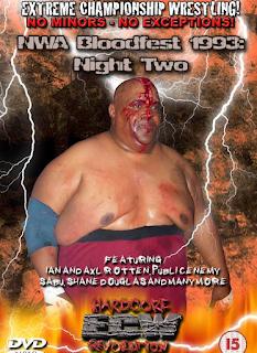ECW Bloodfest '93 - Night 2