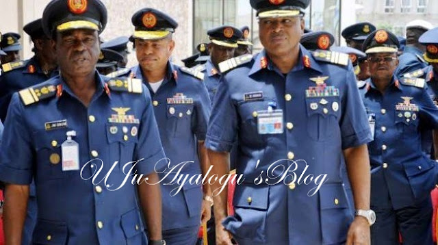 Shake-up in air force, 58 senior officers redeployed