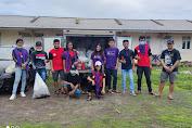 KPA Likupang, KLiR dan Camat Liktim Ikut World Cleanup Day