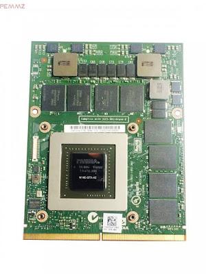 NVidia GeForce GTX 780Mドライバーダウンロード