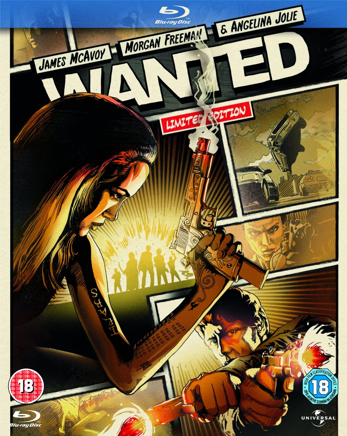 Wanted (2008) - Rotten Tomatoes