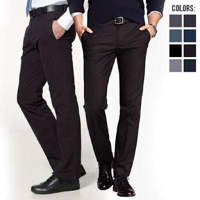 Celana Panjang Formal