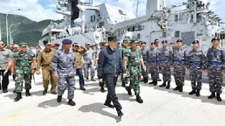 Usai Dikunjungi Jokowi, Jumlah Kapal Asing Malah Bertambah di Laut Natuna