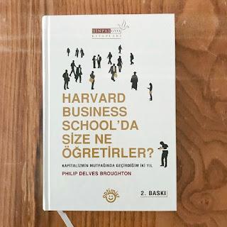 Harvard Business School'da Size Ne Ogretirler? - Kapitalizmin Mutfaginda Gecirdigim Iki Yil (Kitap)