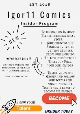 insider, igor11 comic, igor11 comics