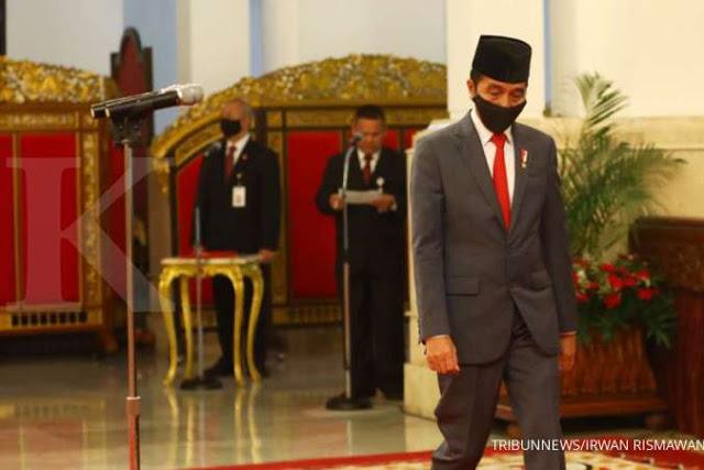 Jokowi, Turun, Lengser