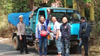 Kasatlantas Geram, Operasi Penertiban Dumtruk Bodong Bocor