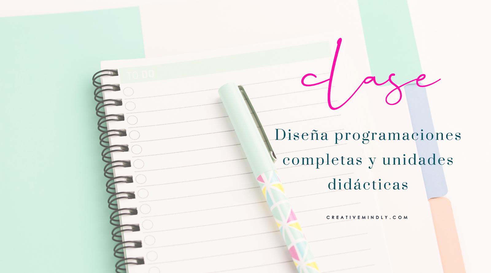 plantilla gratis editable unidad didactica