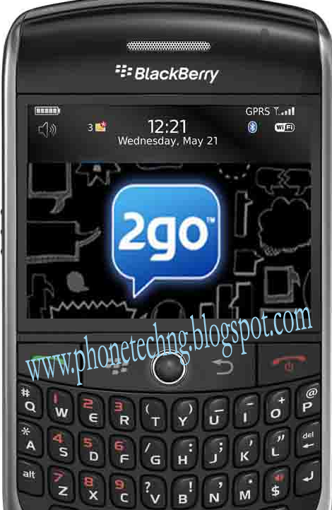 HOW TO USE 2GO ON BLACKBERRY | INTERNET TUTORIAL