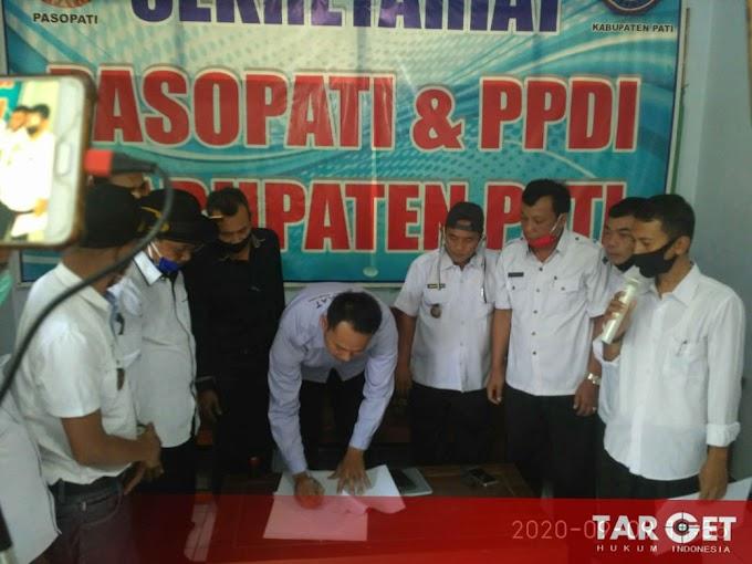 Nabiyanto SH : Wes Ora Jaman'e Petinggi Geruduk Polres, Taati Hukum Yang Berlaku
