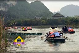 "Ninh Binh, Kesempatan langka berkunjung ke Lokasi Syuting Film "" Hollywood Kong Skull Island """