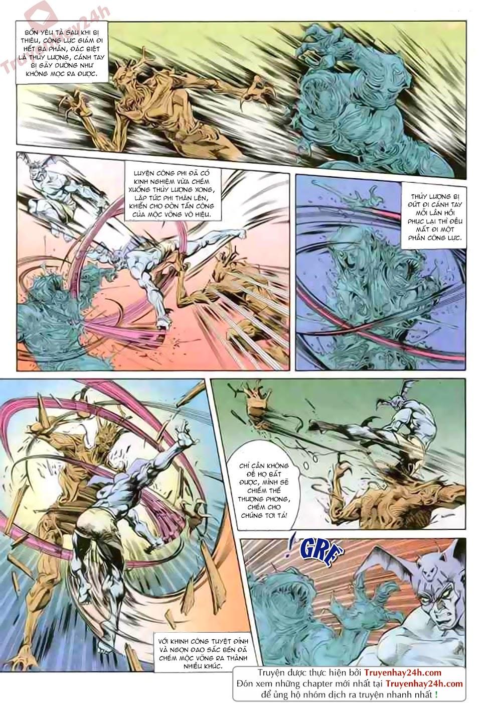 Cơ Phát Khai Chu Bản chapter 86 trang 21
