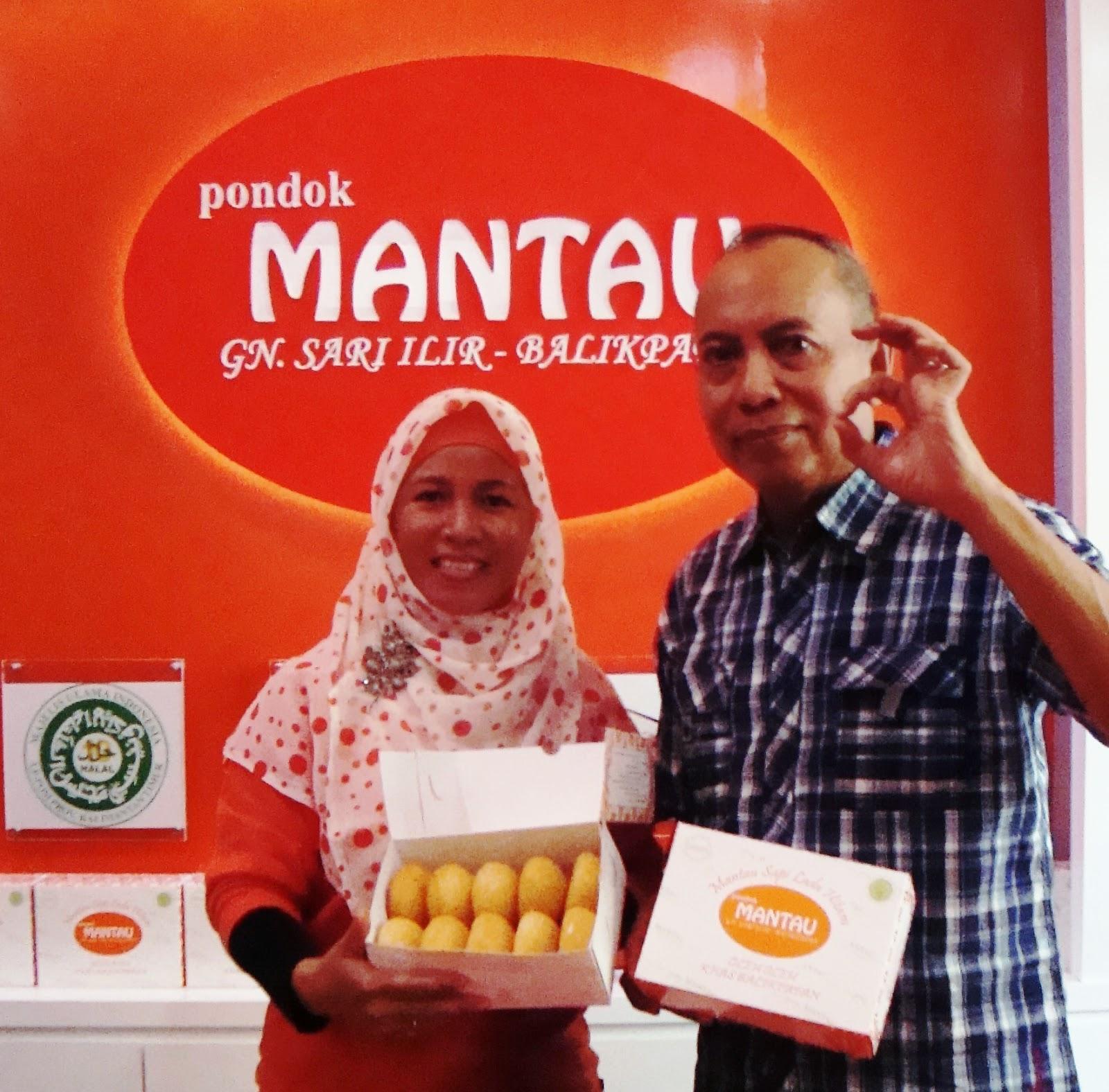 OLEH SPECIAL DARI BALIKPAPAN: Mantau (Roti