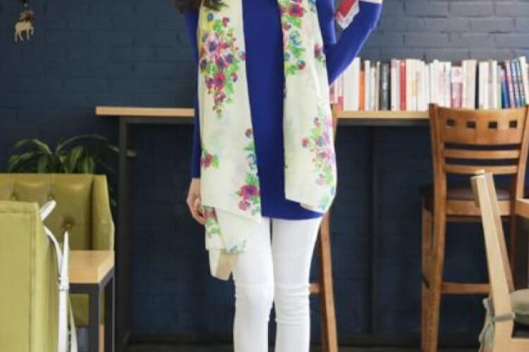 3 ways to wear beautiful scarf for office people