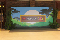 BAckdrop Pizza Hut