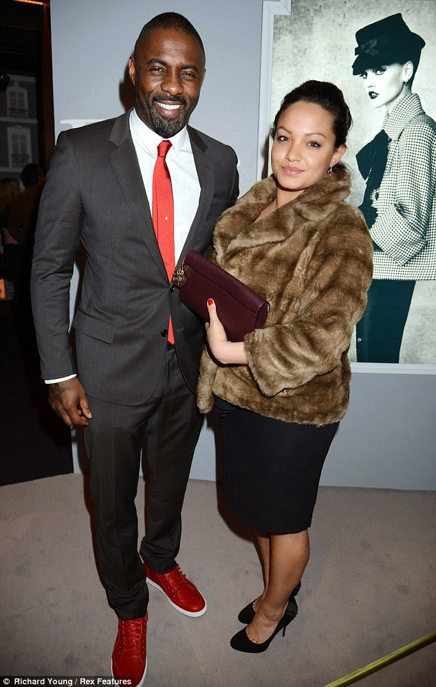 idris elba and michelle relationship status