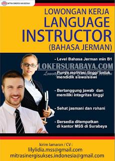 Lowongan Kerja di Mitra Sinergi Anugerah Surabaya Terbaru Mei 2019