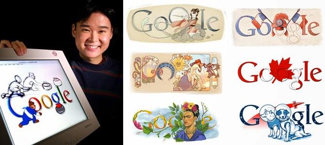 dennis hwang google doodle