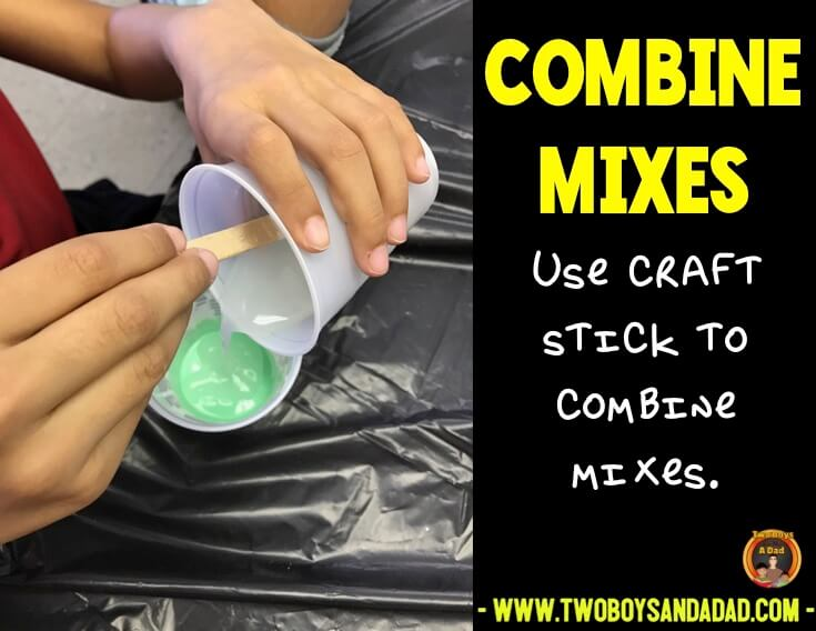 Combining the mixes