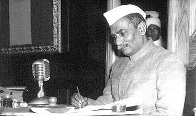 Nation pays tribute to Rajendra Prasad on his 131st birth anniversary