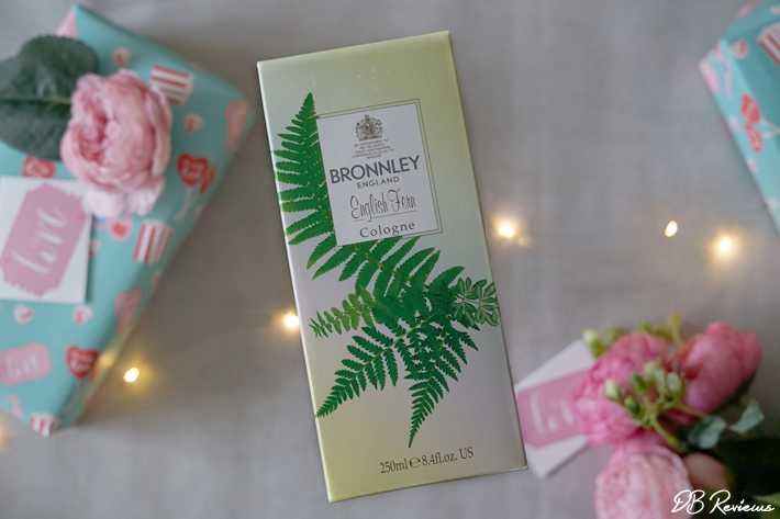 English Fern Cologne from Bronnley
