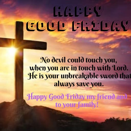 Happy Good Friday HD Images 2021