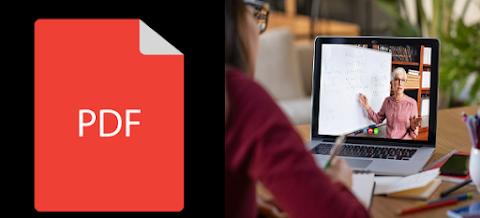 PDF ou Videoaula, qual a forma mais eficaz de estudo?