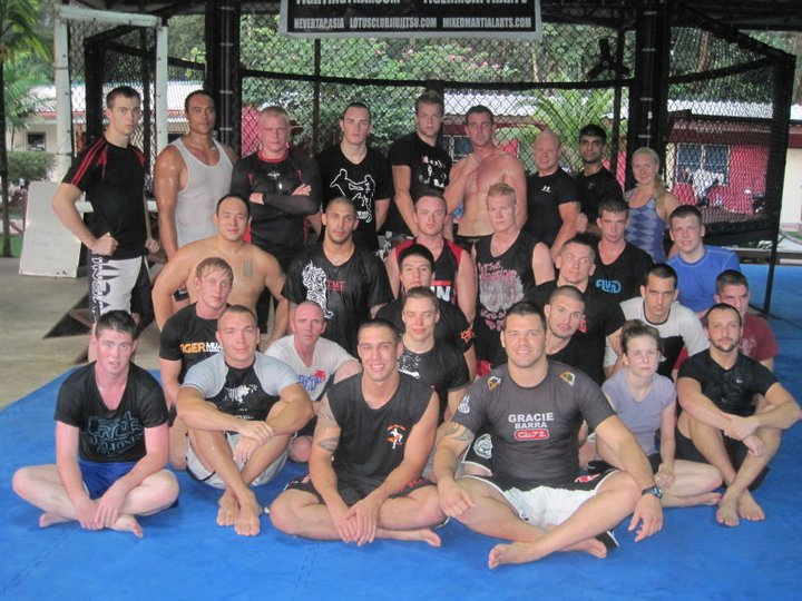 My 3 Month Fight Camp in Thailand: MMA Phuket / Tiger Muay Thai