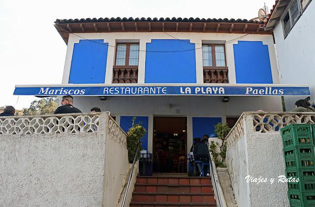 Restaurante la Playa de Tazones