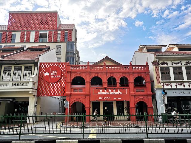 Katong Red House