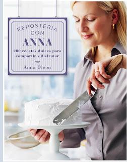 Repostería con Anna Olson