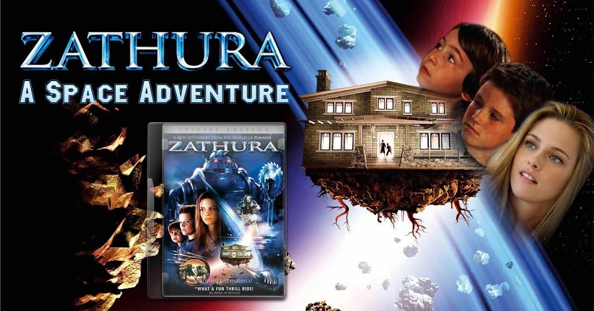 Zathura (2005) Dual Audio {Hindi & English} 720p BRRip ...