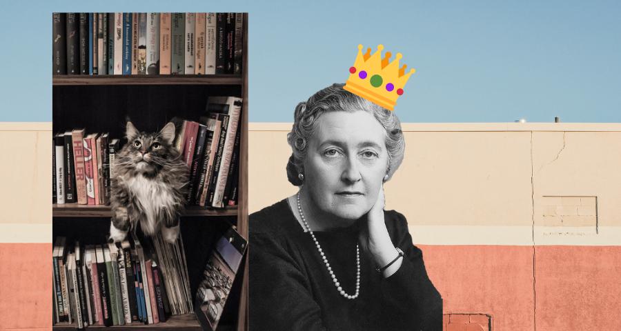5 livros da Agatha Christie para conhecer
