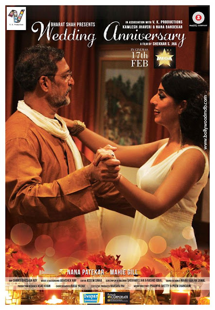Download Wedding Anniversary (2017) Hindi Full Movie 480p [400MB]   720p [900MB] BRRip