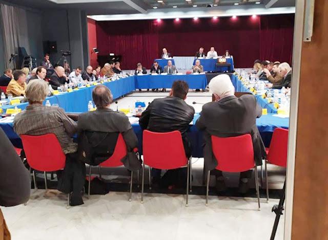 Ψήφισμα του Περιφερειακού Συμβουλίου Πελοποννήσου για λειτουργία με μειωμένο προσωπικό σε όλες τις Π.Ε