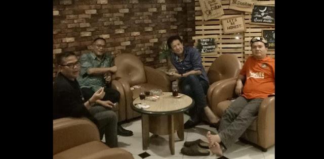 KAMI Diskusi Dengan KPA Dan Serikat Petani Pasundan Yang Dibohongi Jokowi