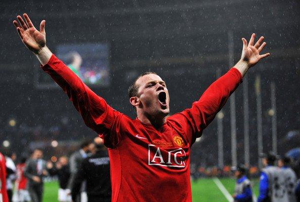 Rooney Cuma Jadi Pemain Cadangan