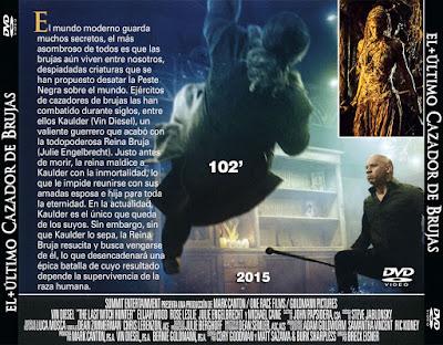 El último cazador de brujas - [2015]