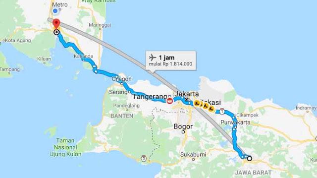Damri Bandung Lampung