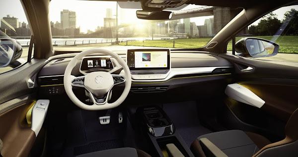 Volkswagen ID.4 eleito Carro Mundial do Ano 2021