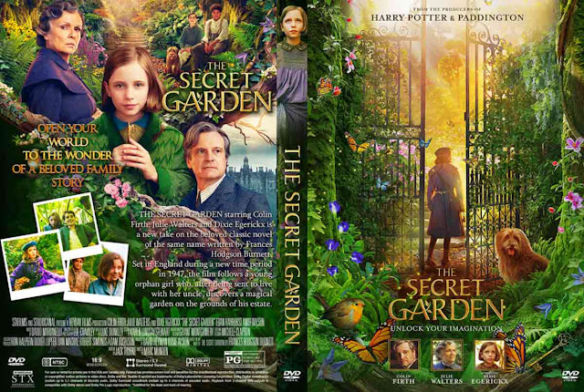 The Secret Garden (2020) DVD Cover