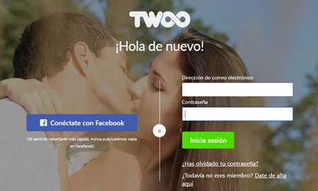 Encontrar pareja en Twoo: + 180 millones de usuarios